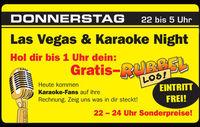 Las Vegas und Karaoke Night  @Calypso