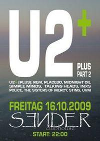 U2+ [plus] Party – Part 2@Sender Clubhouse