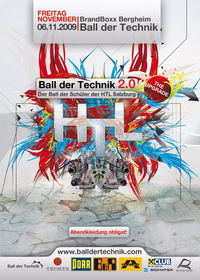 Ball der Technik 2.0 - The Upgrade