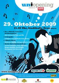 Uni-Opening Oktober 09