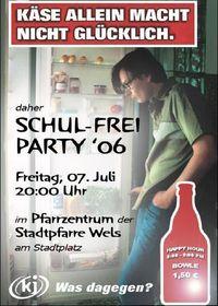 School-Frei-Party@Pfarrzentrum Stadt