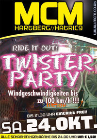 Twister-Party@MCM Hartberg