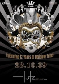 12 Years of Delicious Events@lutz - der club