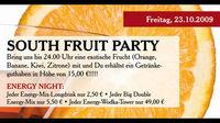 Live: Markus Becker | South Fruit Party
