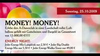 Money!Money! | Energy Night