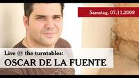 Live: Oscar De La Fuente | Ü25 Party