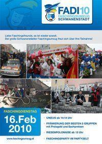 FaDi10 - Faschingsumzug Schwanenstadt@Stadtplatz