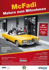 Maturaball des BRG Fadingerstraße