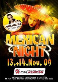 Mexican Night@Mad Wallstreet - Bern