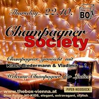 The Box - Champagner Society