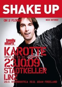 Fridays [at] Stadtkeller 23,10.09 DJ KAROTTE