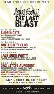 The Last Blast