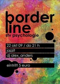"""borderline"" STV Psychologie Festl"