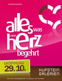 Eröffnung Shoppingwelt Kufstein Galerien