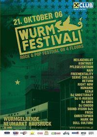 Wurmfestival Rock & Pop