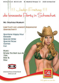 Die krasseste Party@Brauhaus Museum