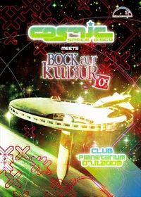 Cosmic Space Disco meets Bock auf Kultur@Planetarium
