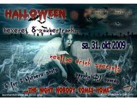 Halloween 5 -  the night of no return@Pharmacy