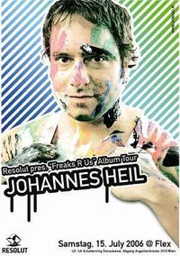 Resolut pres. Johannes Heil LIVE@Flex