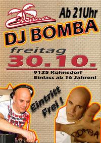 DJ Bomba Live!@Cabana