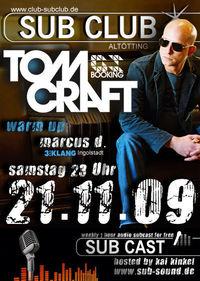 Tomcraft @ Sub Club (D)@Sub Club