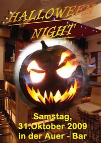 Halloween Night@Auer Bar