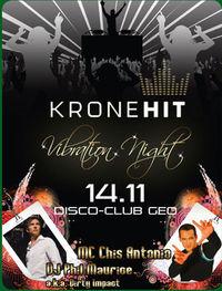 Krone Hit Vibration Night