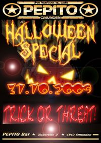 Halloween Party@Bar Pepito