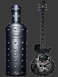 Absolut Vodka Rock Edition  Party