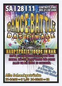 Dance Battle - das Finale@Excalibur