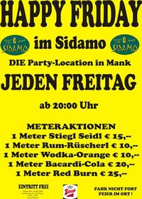 Happy Friday@Cafe Sidamo Mank