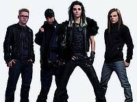 """Tokio Hotel """"Welcome To Humanoid City"""" Tour 2010@Wiener Stadthalle"""