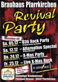 X-Mas Party@Ehemaliger Brauhaussaal