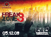 FreakZone Part 3@Red Rooster