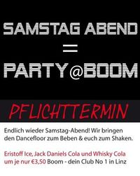 Party @ Boom@Boom Linz