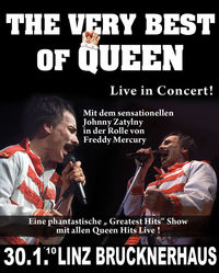 The very best of Queen@Brucknerhaus
