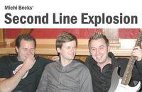jan korinek / michi beck´s second line explosion@Becks Bar