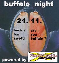 Buffalo Night@Becks Bar