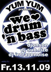 We Love Drum N Bass@Yum Yum - Club