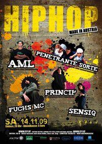 JugendKult 09 - HipHop made in Austria@Culture Factor Y