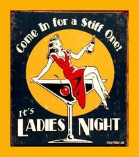 Neu ! Ladies Night