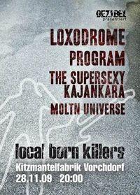 Local Born Killers @Kitzmantelfabrik