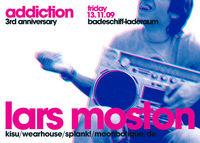 Addiction = 3 feat. Lars Moston@Badeschiff