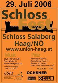 Haager Schlossfest´06@Schloss Salaberg