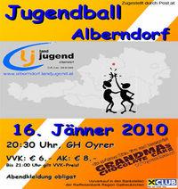 Jugendball der LJ Alberndorf@Gasthaus Oyrer