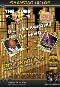 Big John Whitfield live