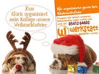 Deine Weihnachtsfeier in der Werkstatt Imst@Werkstatt Imst
