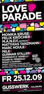 Loveparade Clubtour