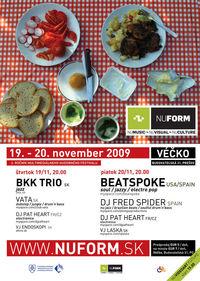 NuForum Festival@Véčko - vysokoškolský klub