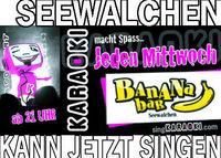 Karaoke  Seewalchen kann jetzt singen@Banana Bar